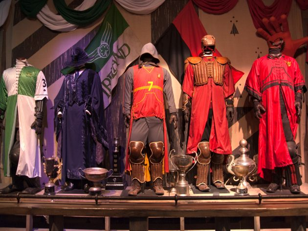 Sala Quidditch Harry Potter The Exhibition