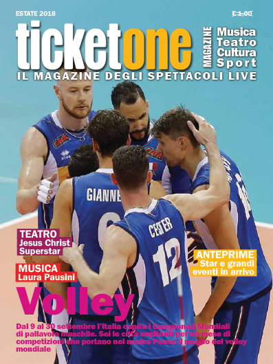 Ticketone Magazine - Estate 2018
